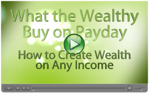 Learn What the Wealthy Buy on Payday